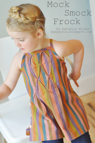 How-To: Mock Smock Frock