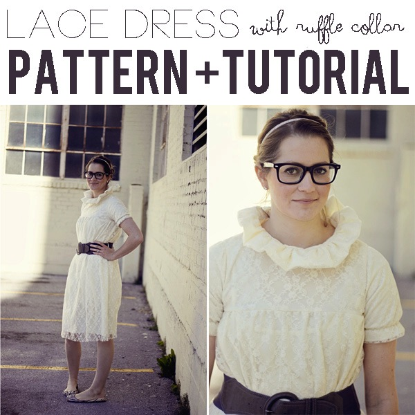 How-To: Lace Dress Pattern