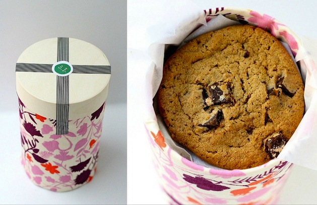 How-To: Wooden Cookie Canister Thank-You Gifts