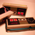 Upcycled Game Controller Wallets