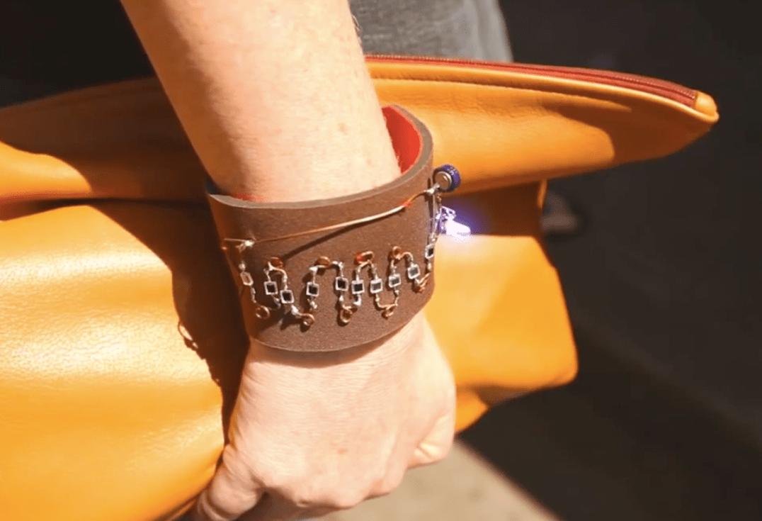 Weekend Projects – Solar Joule Bracelet
