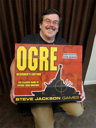"""Ogre """"Designer's Edition"""" Funded 2000% and Rising"""