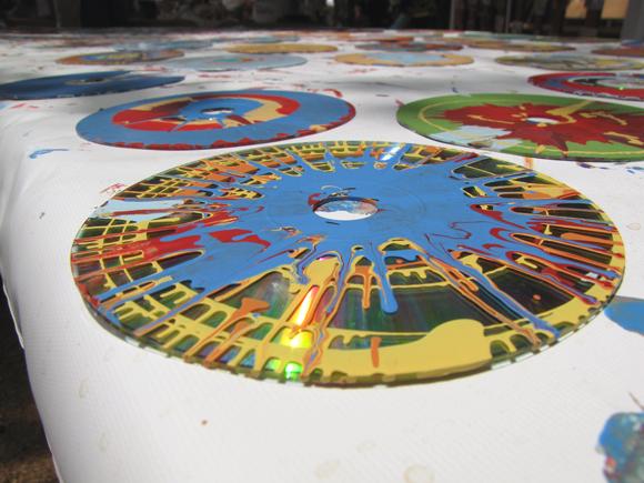Junktech Spin Art System