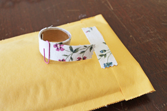 How-To: Fabric Tape