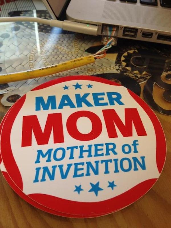 Our Newest Training Camp: Making for Moms