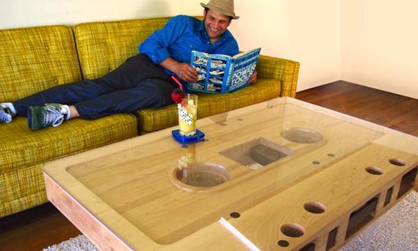 Mixtape Coffee Table