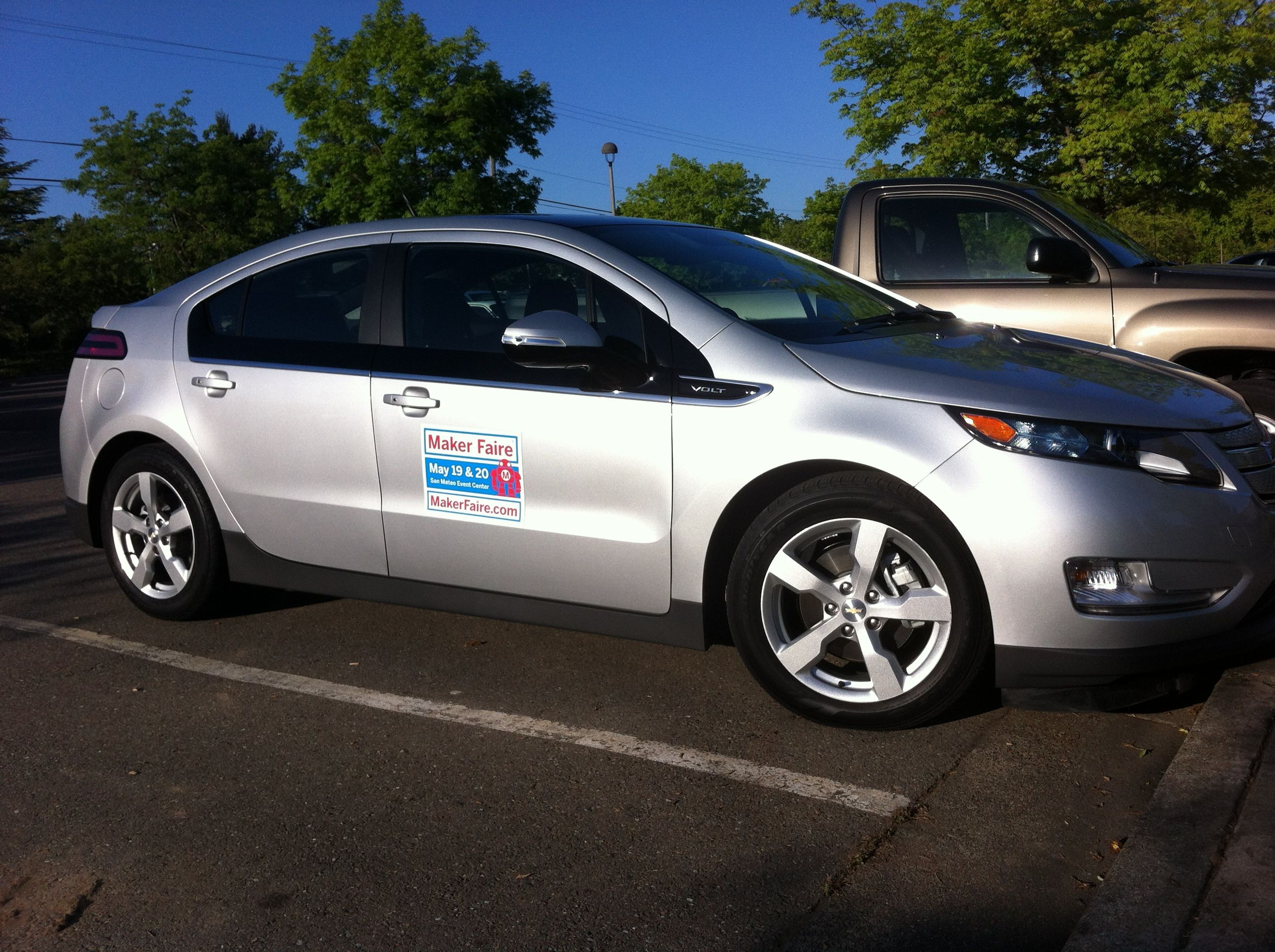 My Week with the Chevy Volt