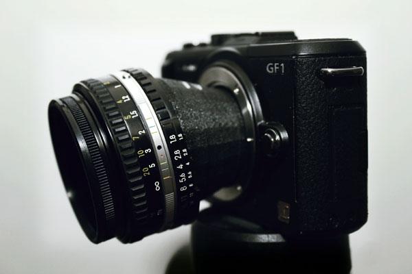 Printable Tilt-Shift Lens Adaptor