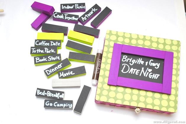 How-To: Date Night Box