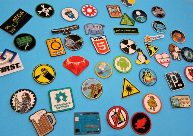 Fun Skill Patches Offered by Adafruit