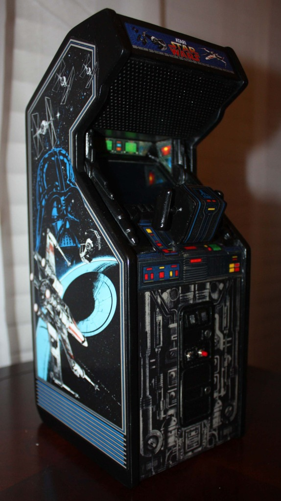 Sixth-Scale Star Wars MAME Cabinet