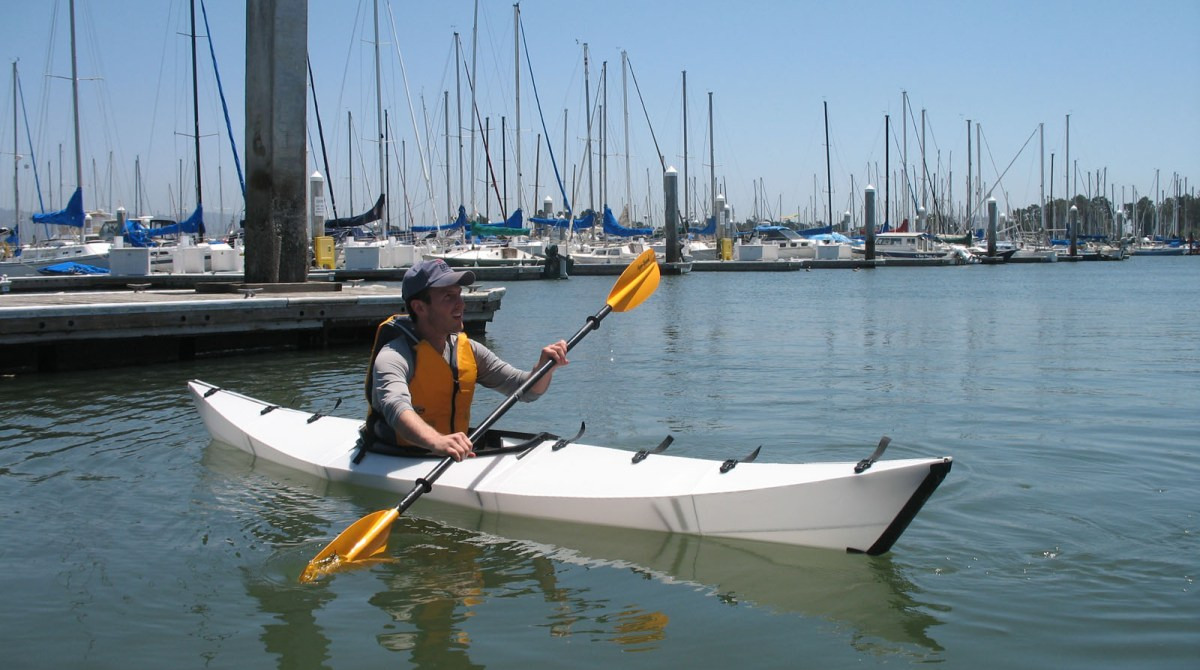 The Oru Kayak Haven: The First Origami Tandem | Indiegogo | 670x1200