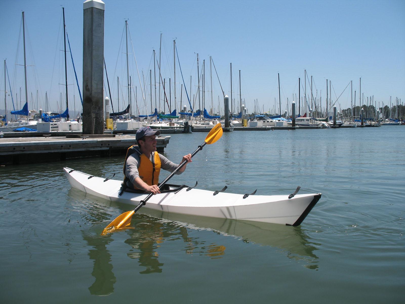 Oru – The Origami Kayak