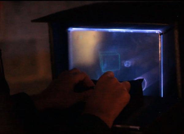 Crayolascope: an Analog Depth Display
