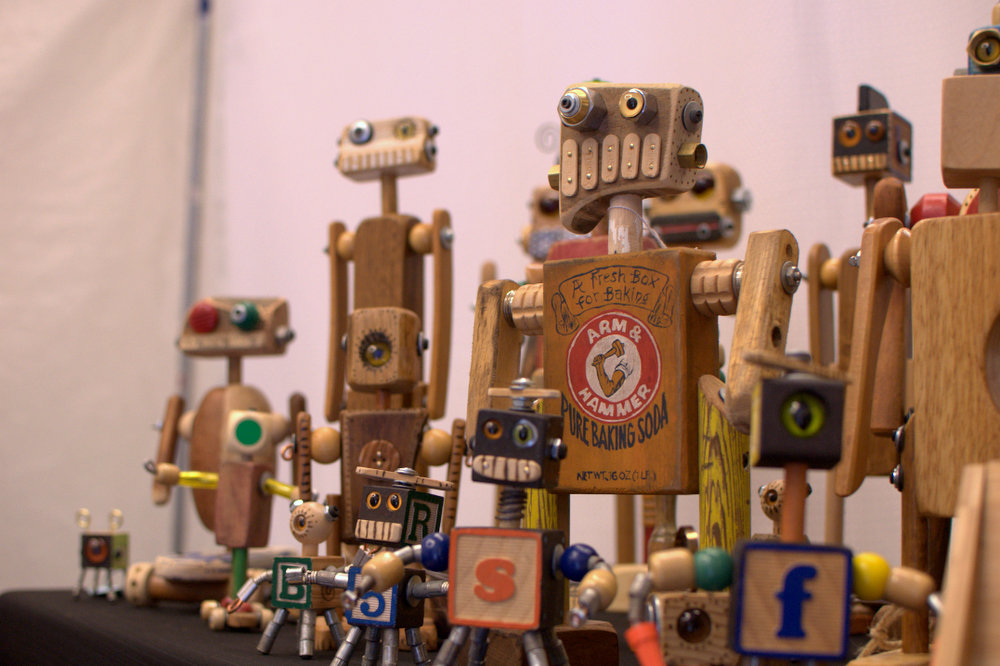 Catching Up with the Inaugural Seattle Mini Maker Faire