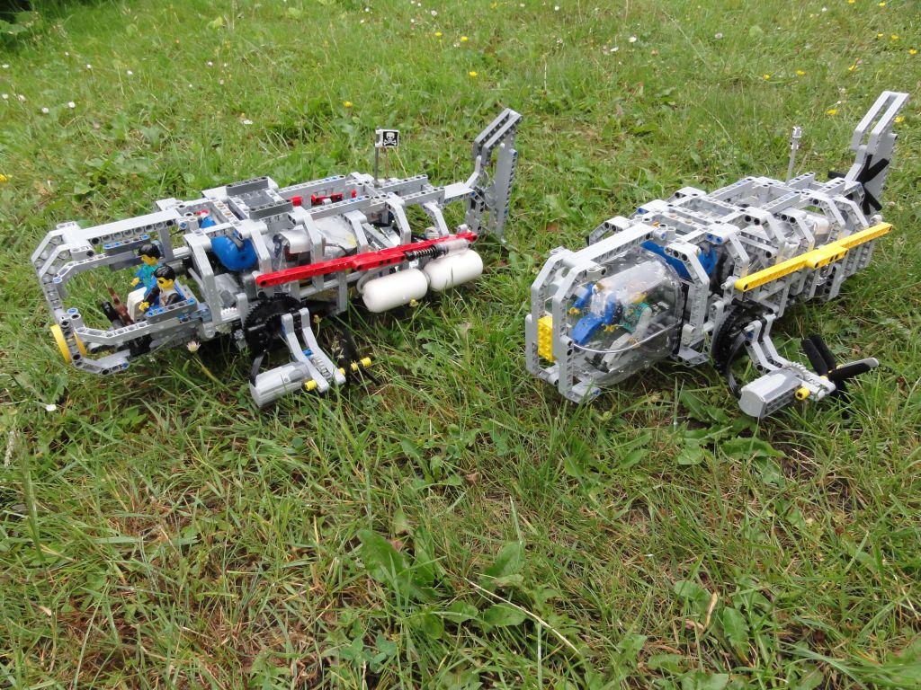 Lego Mindstorms Submarine