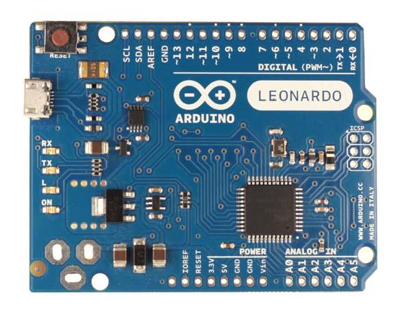 New in the Maker Shed: Arduino Leonardo