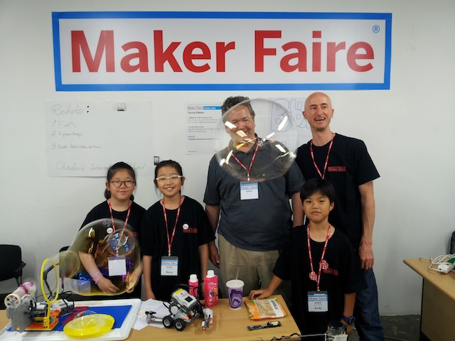 My Video Journal of Maker Faire Seoul