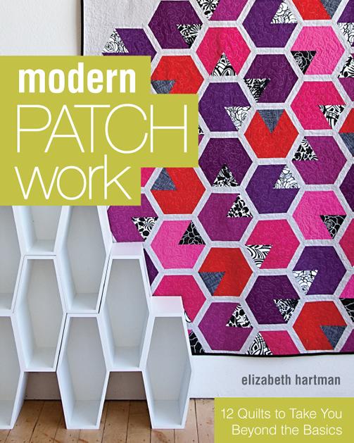 How-To: Machine Applique in Quilting, an Excerpt From Modern Patchwork by Elizabeth Hartman