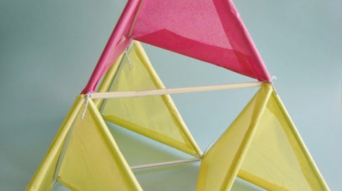 How to tetrahedral tissue paper kite make article featured image maxwellsz