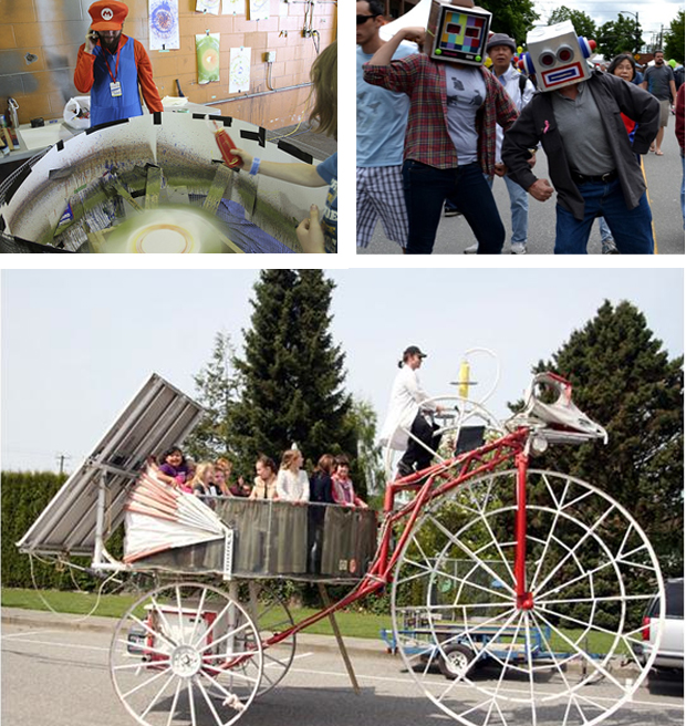 Vancouver Mini Maker Faire is This Weekend! June 23rd-24th