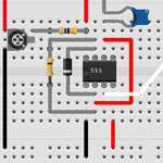 Putting Projects in Motion with the 555 Timer IC