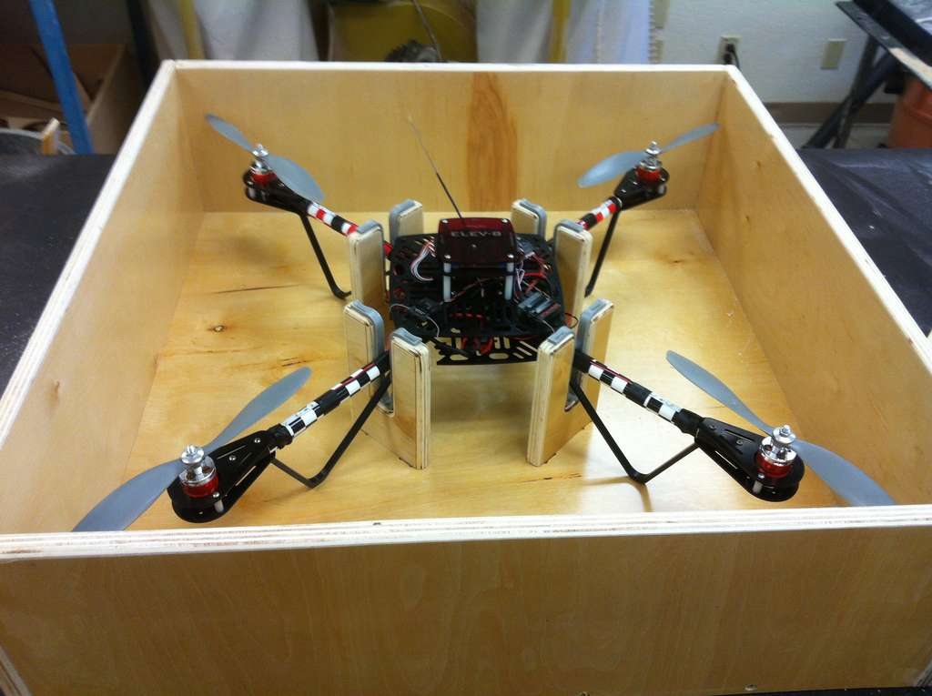 How-To: Quadrotor Transport Case