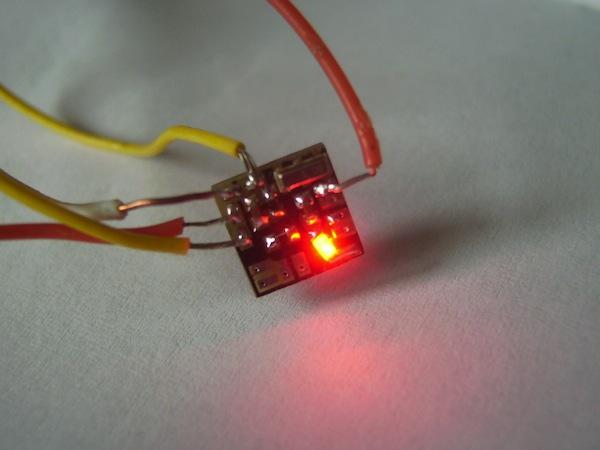 Tinydino: World's Smallest Arduino Clone?
