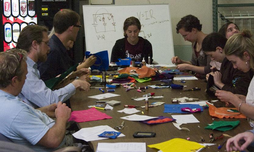 Learn Something New at Workshop Weekend