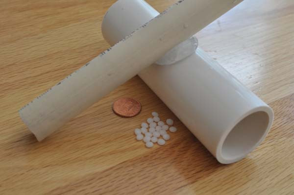 Use ShapeLock for Semi-Permanent PVC Glue Joints and Fittings
