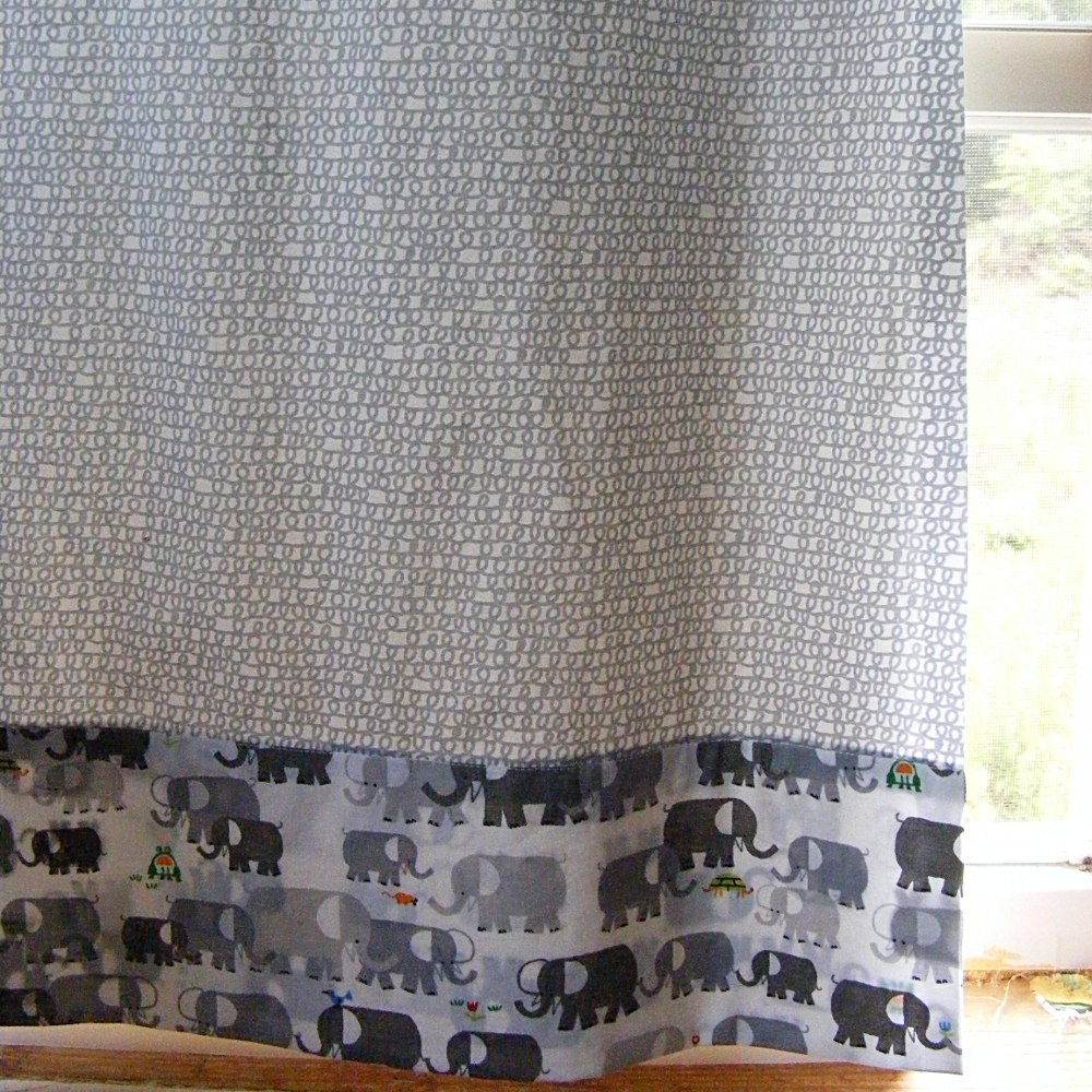 How-To: Easy Curtains
