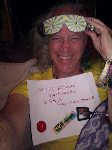 Mitch Altman on Reddit