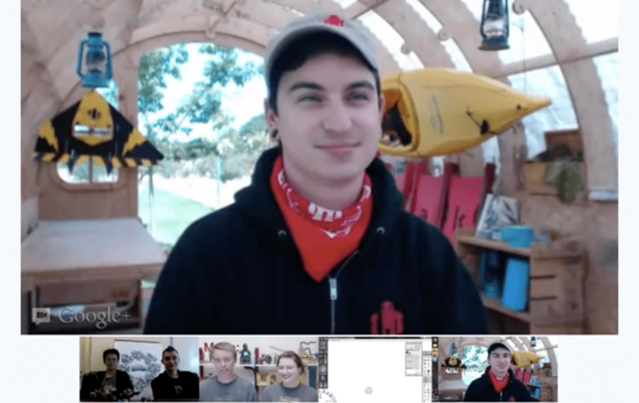 Maker Camp: Game Design with Blake Maloof and I-Wei Huang