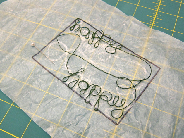 Project: Colorful Bunting Card for Any Occasion