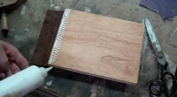 Bookmaking wth Jimmy DiResta, Today at Maker Camp (Noon PDT)