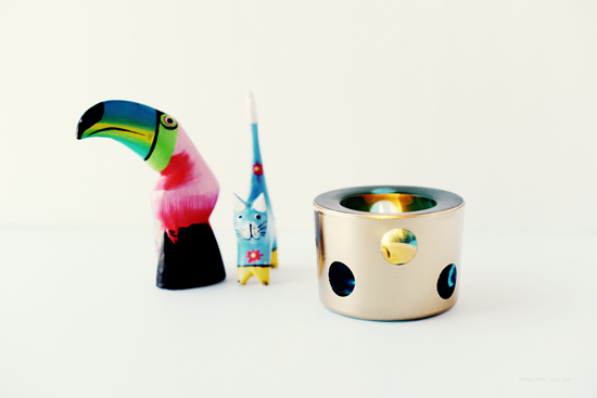 How-To: Polka Dot Tea Lights