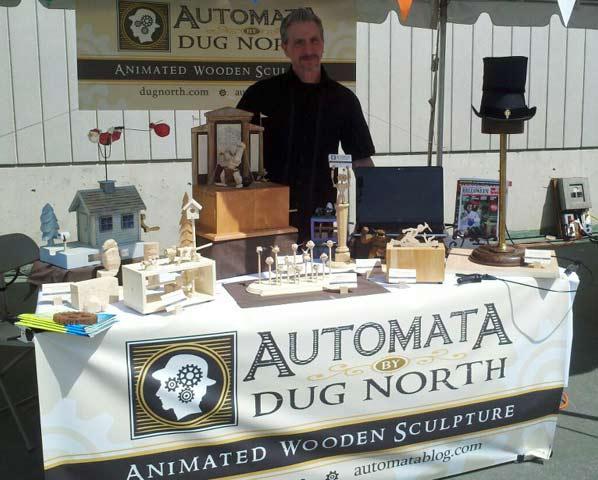 Dug North at World Maker Faire New York