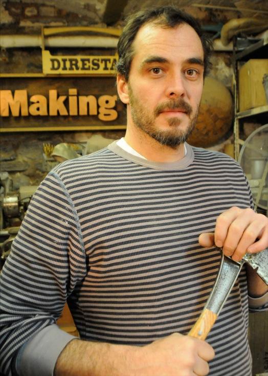 Jimmy DiResta Joins MAKE Video
