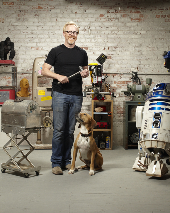 Maker Camp and Adam Savage, Live Tomorrow 10am PDT