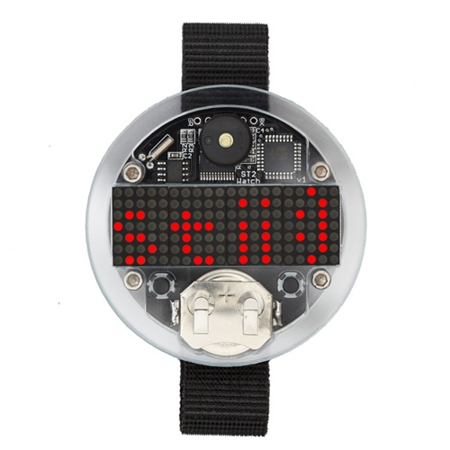 New in the Maker Shed: Solder:Time II Watch