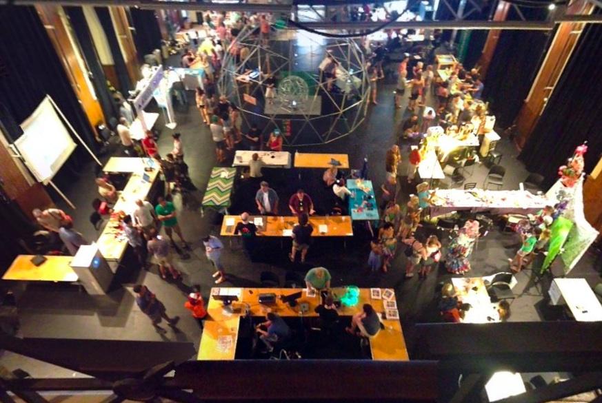 RI Mini Maker Faire 2012 Is A Wrap!