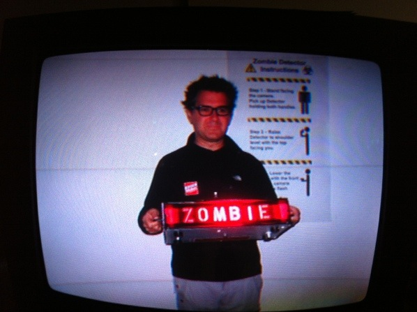 Maker Faire New York: Zombie Detector Photo Booth