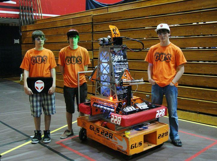 Maker Faire New York: GUS Robotics Interview