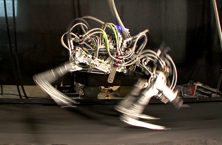 Boston Dynamic's Cheetah Robot Can Now Outrun Usain Bolt