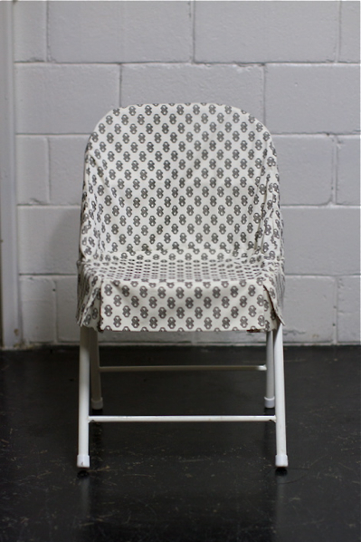 How-To: Simple Chair Slipcovers