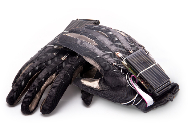Glove Based Sign-to-Speech System