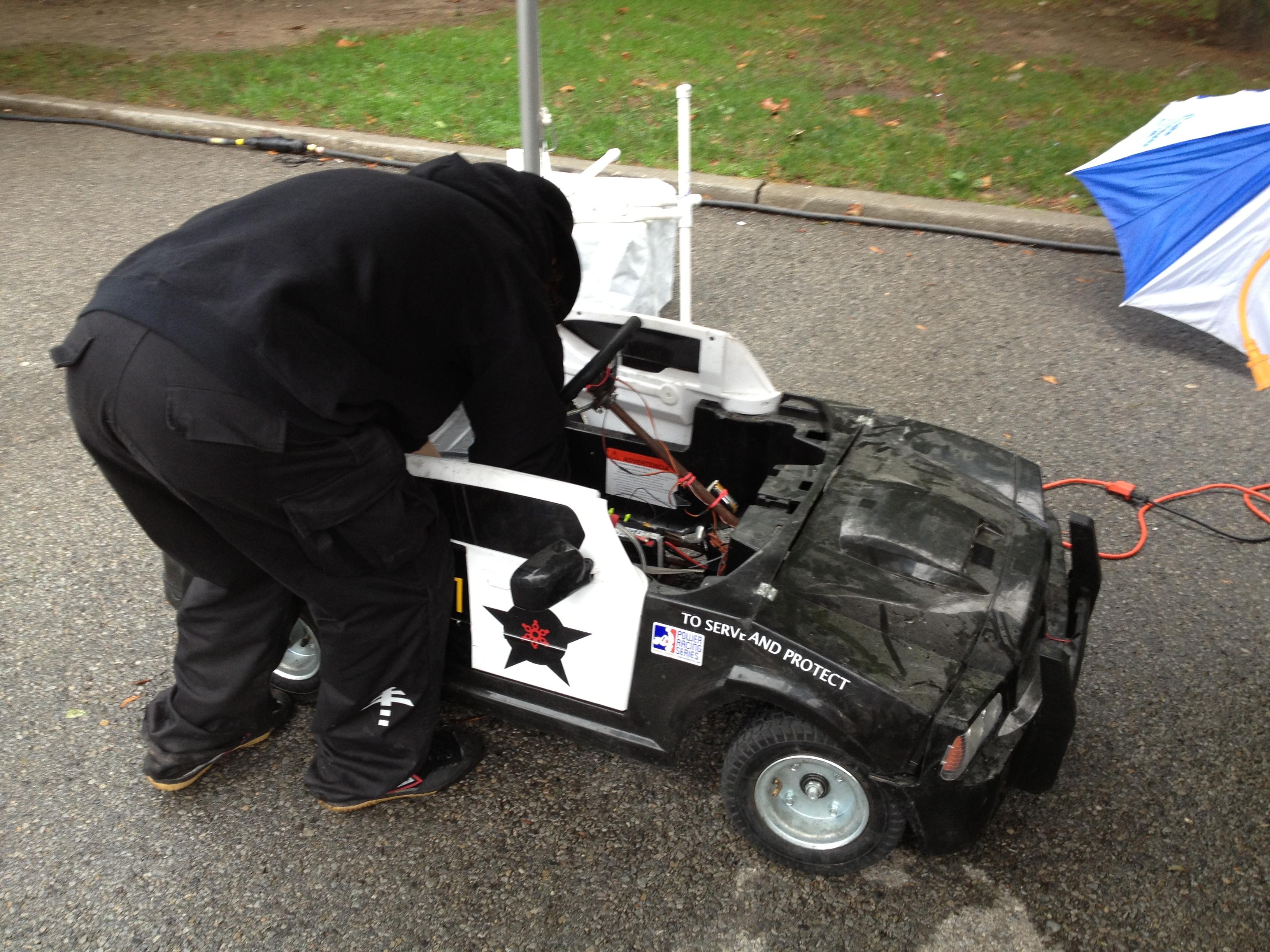Gentlehackers, Start Your Engines! Power Racing at Maker Faire