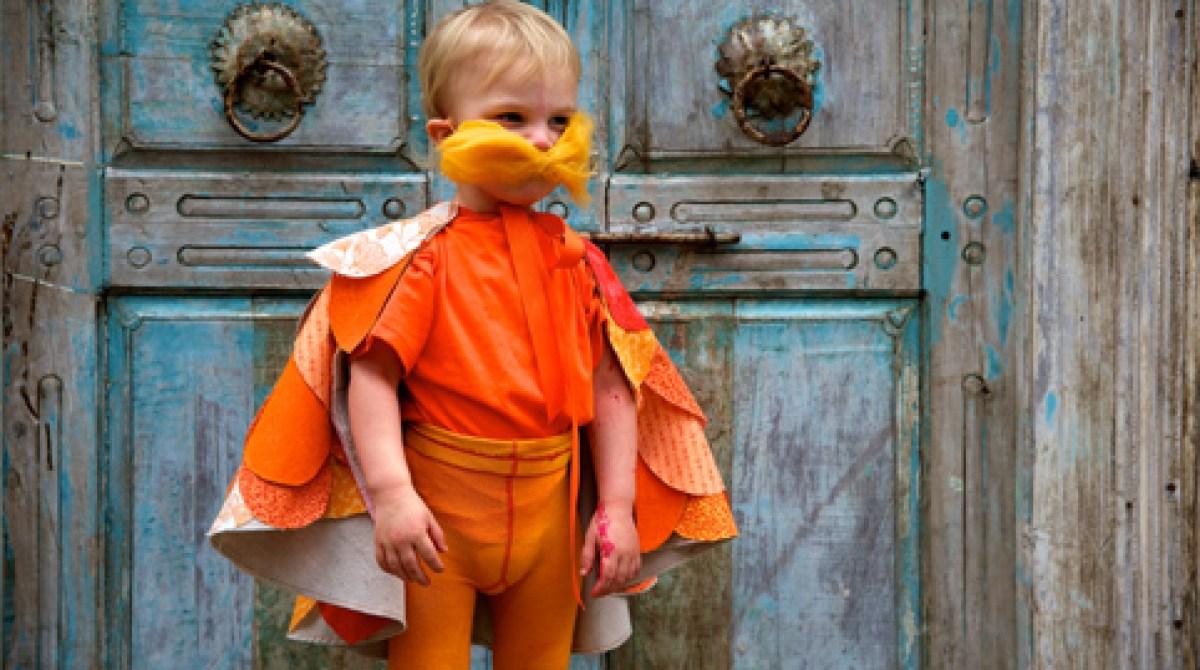 Lorax Costume