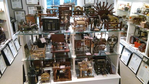 Maker Faire New York: Patent Model Museum Visit
