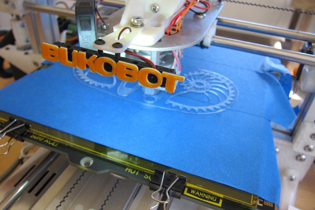 MAKE's 3D Print Shop Weekend, Day 2